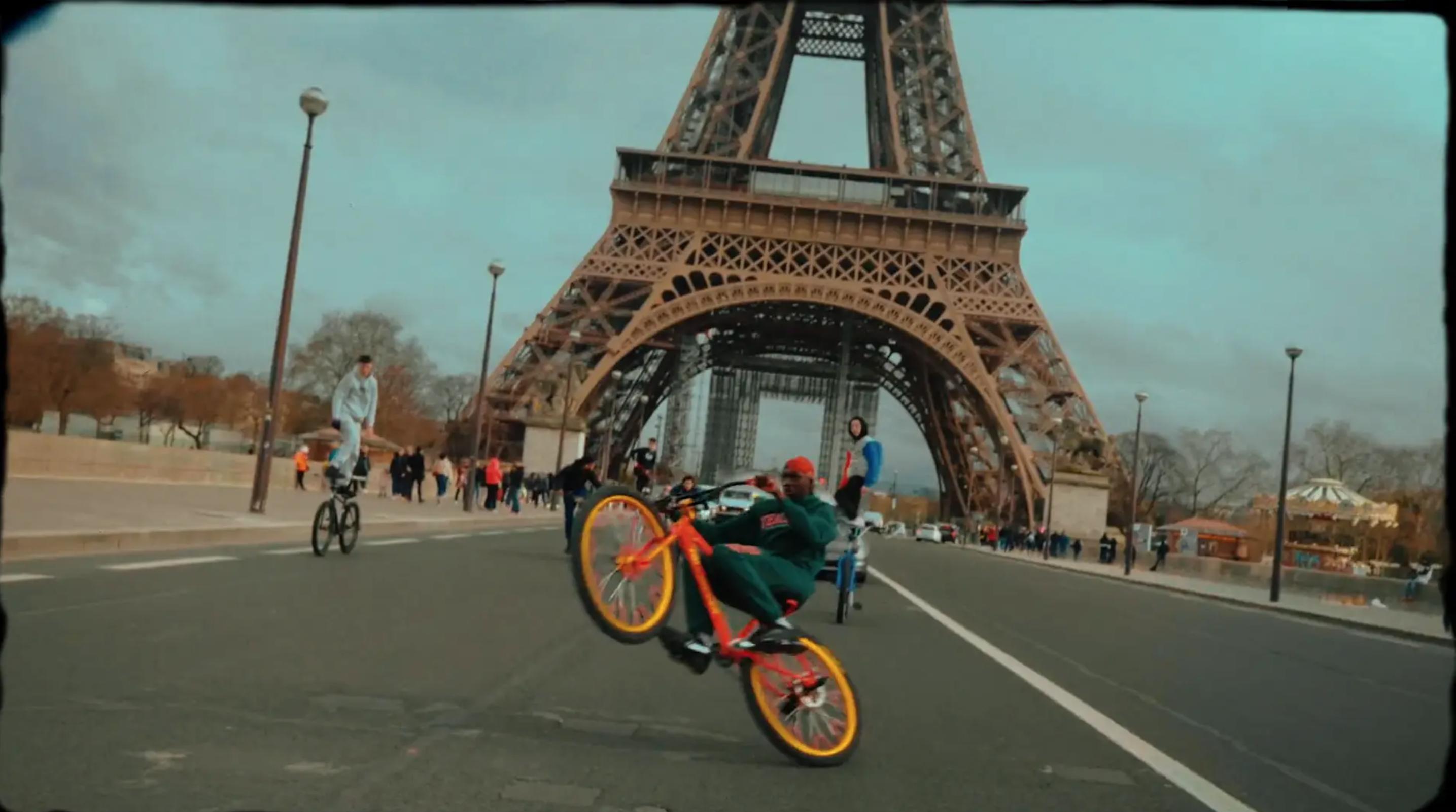 tealer bike